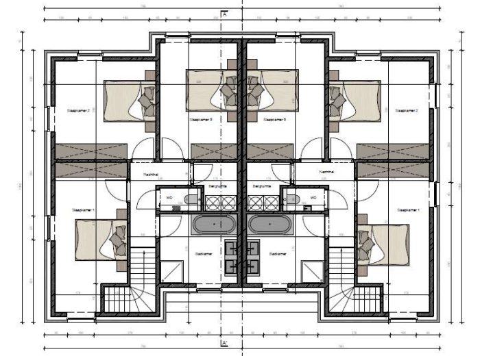 Plan verdieping